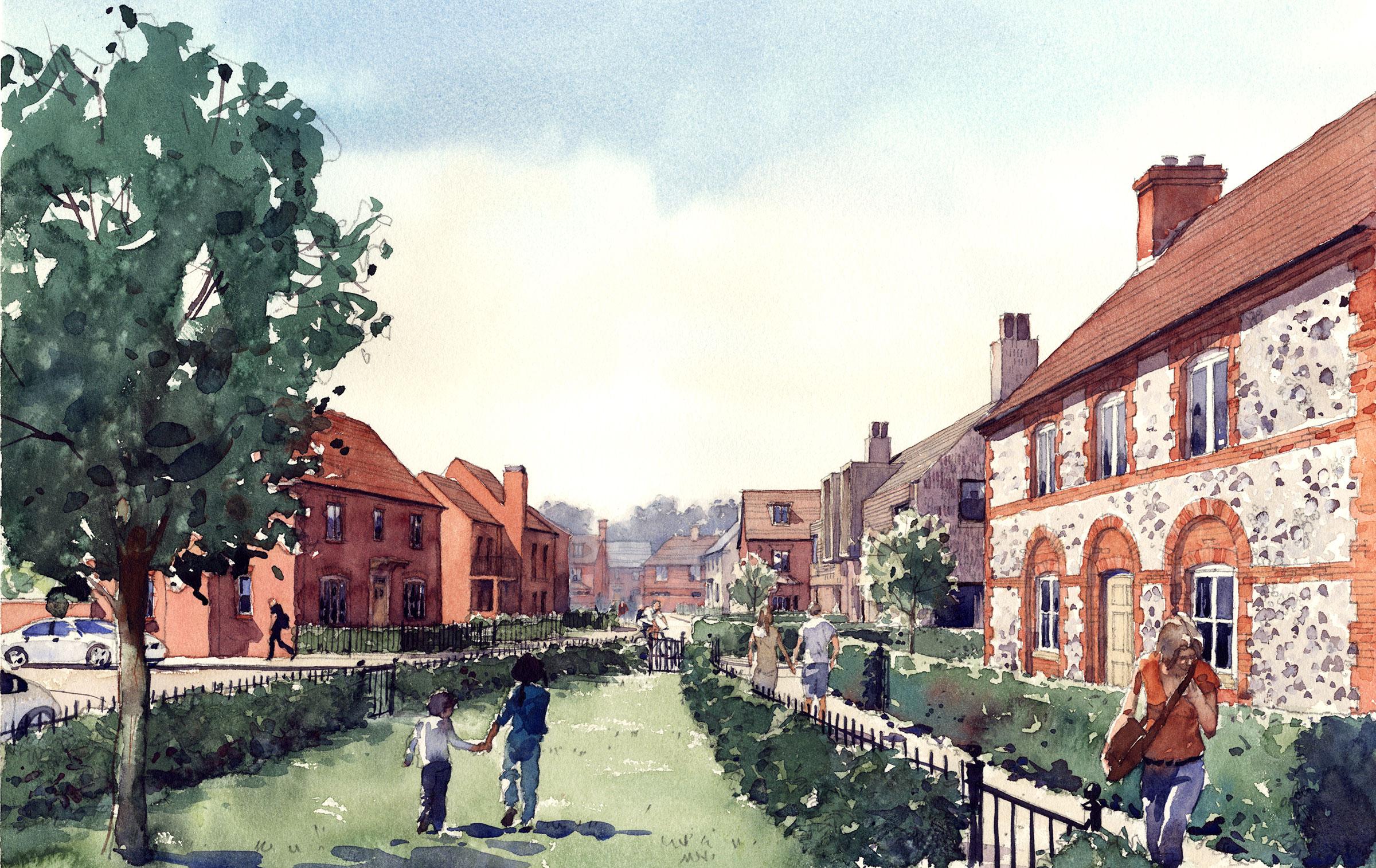 Mayfields West Sussex